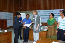 APONE Project Monitoring and Evaluation Training_11