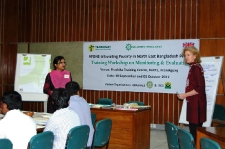 APONE Project Monitoring and Evaluation Training_13