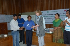 APONE Project Monitoring and Evaluation Training_14
