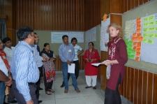 APONE Project Monitoring and Evaluation Training_15