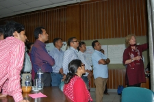 APONE Project Monitoring and Evaluation Training