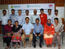APONE Project Monitoring and Evaluation Training_9